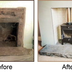 Stove Pic_Before and After